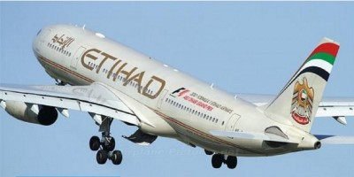 1 BOARDING PASS Etihad Airways