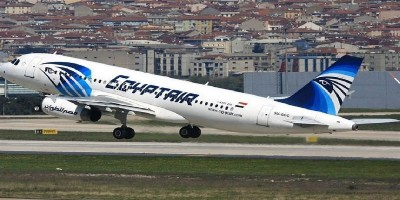 BOARDING PASS Egyptair MS