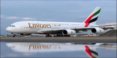 BOARDING PASS Emirates Allies EK