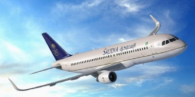BOARDING PASS Saudi Airlines SV