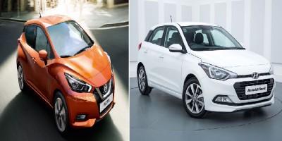 Nissan Micra, Hyundai I20 or Similar Beirut