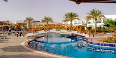 Panorama naama heights aqua park Sharm