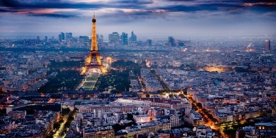 جولة في باريس