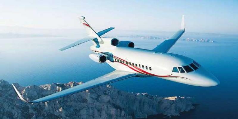 طائرات خاصة لرجال الأعمال